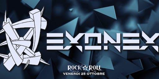 EXonEX live at Rock'N'Roll Club
