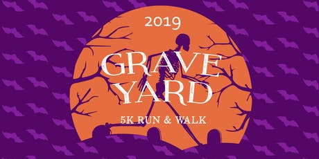 2019 Graveyard 5k Run & Walk tickets
