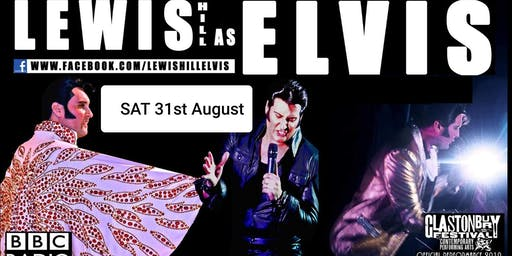 Elvis Tribute - Lewis Hill