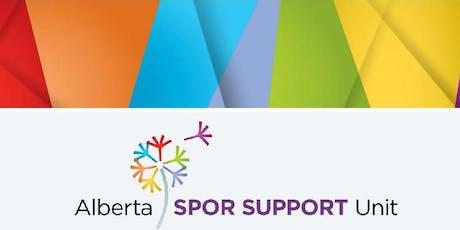 2019 Alberta SPOR Graduate Studentship Information Session tickets