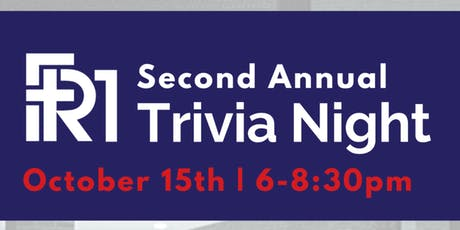 FR1 Trivia Night tickets