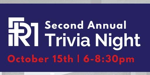 FR1 Trivia Night
