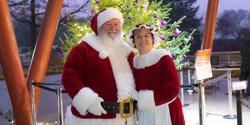 Christmas in the Garden Event Day Volunteering