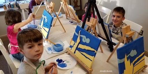 Kids Paint - Open Studio Night