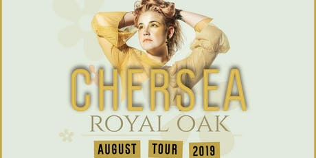 Chersea and Royal Oak with Adera @ Fox Cabaret tickets