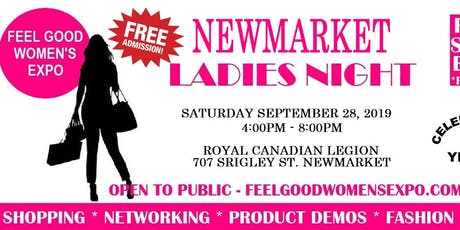 Newmarket Ladies Night  tickets