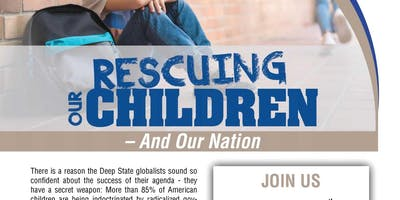 Alex Newman speaks on Rescuing Our Children