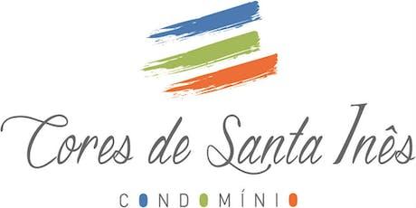 Dia de Cores  - Cores de Santa Inês - Ecovila Empreendimentos ingressos