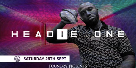 Foundry Presents: Headie One tickets