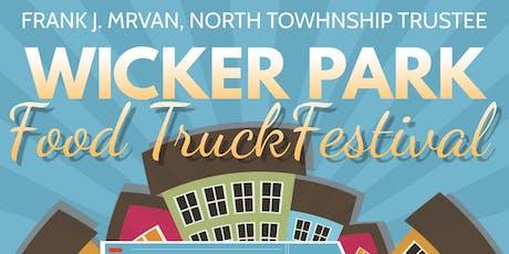 Wicker Park Food Truck Festival tickets