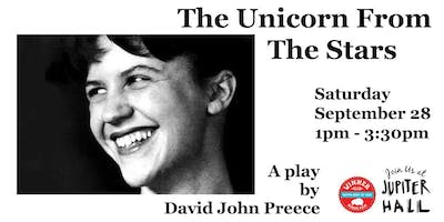 The Unicorn From the Stars with David Preece