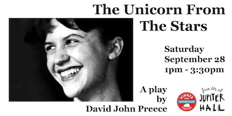 The Unicorn From the Stars with David Preece tickets