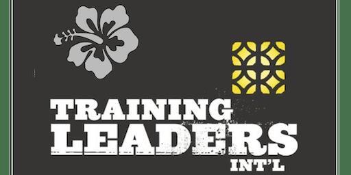 TLI Preaching Workshop and Planning Meeting