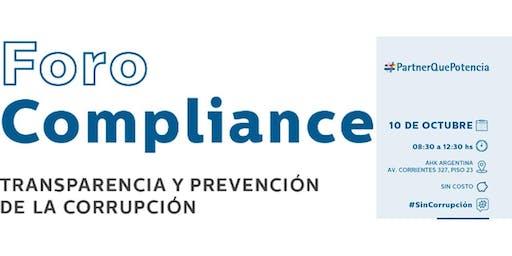 Foro Compliance 2019 - AHK Argentina