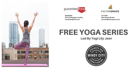 Free Yoga Series tickets