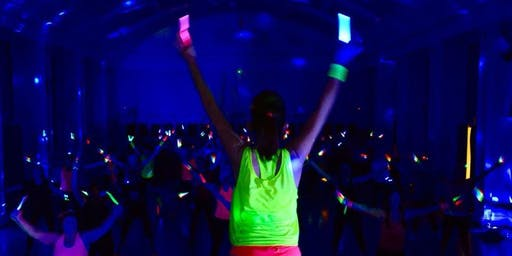 COLESHILL Glow Dance Fitness Class EVERY MONDAY 6:30pm-7:30pm