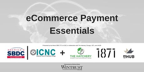 eCommerce Payment Essentials tickets