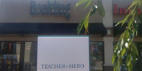 EDUCATOR SHOPPING DAYS tickets