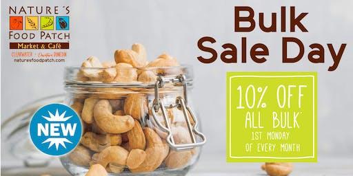 Bulk Sale Day