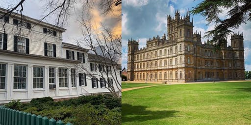 Downton Abbey at Lee-Fendall Tours