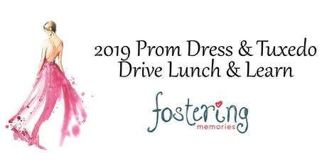 Prom Dress & Tuxedo Drive Lunch & Learn tickets