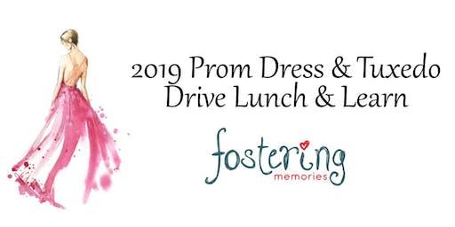 Prom Dress & Tuxedo Drive Lunch & Learn