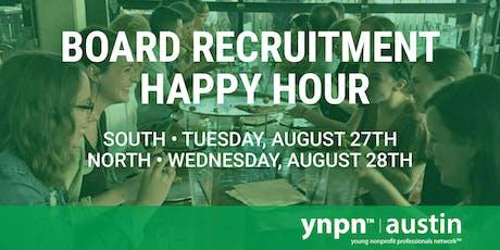 YNPN 2019 Board Recruitment - NORTH tickets