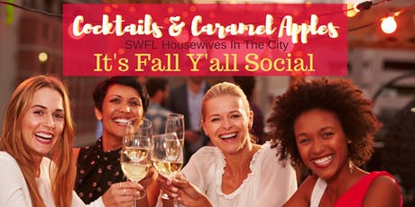"Girl's Night Out Free Networking Social: ""It's Fall Y'all Sip & Shop Social"" at Whiskey Park - Naples tickets"