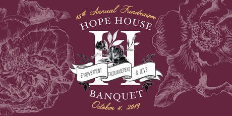 Hope House Banquet tickets
