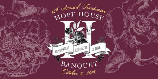 Hope House Banquet