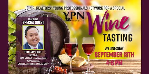 YPN Wine Tasting & RPAC Fundraising Event
