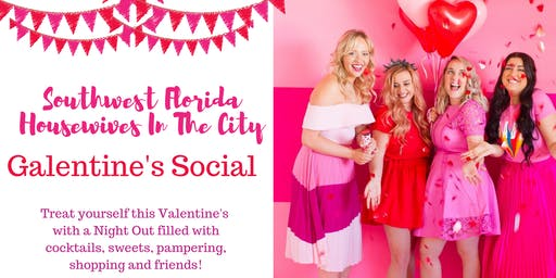 "Girl's Night Out: ""Galentine's"" Sip & Shop Social"