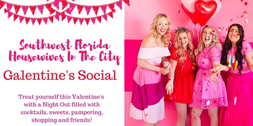 """Girl's Night Out: """"Galentine's"""" Sip & Shop Social"""
