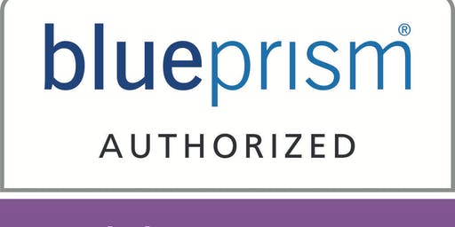 Blue Prism Foundation Training - On-Site/Classroom (First Series in London)