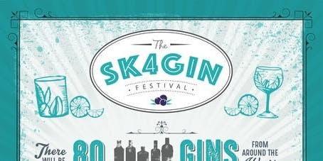 SK4 GIN  gin gestival
