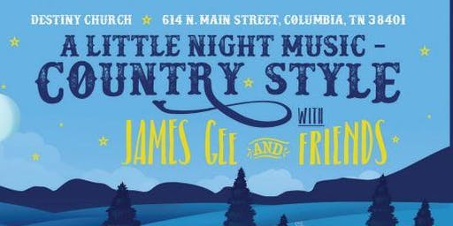 A Little Night Music: Country Style, A Benefit Concert