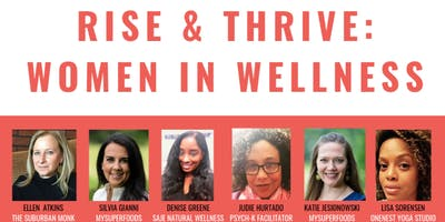 RISE & THRIVE: Women in Wellness Panel + Co-working Pop-Up