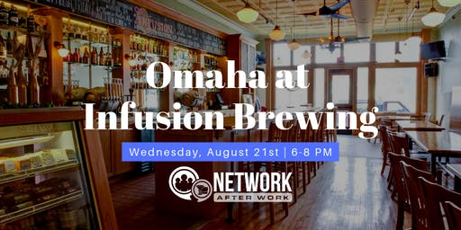 Network After Work Omaha at Infusion Brewing