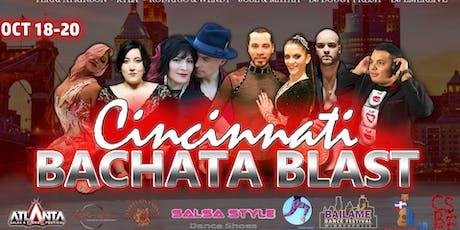 Cincinnati Bachata Blast tickets