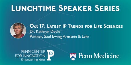 Latest Intellectual Property Trends for Life Sciences tickets