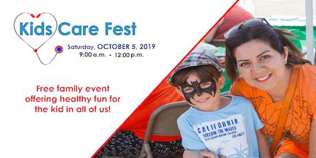 Kids Care Fest tickets