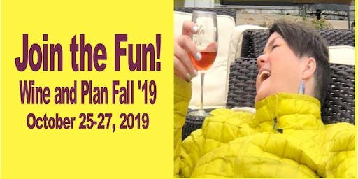 Wine and Plan Fall 2019