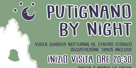 """Putignano By Night"" biglietti"