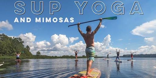 SUP Yoga & Mimosas