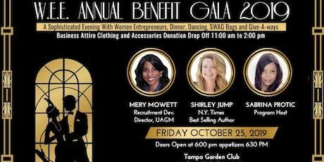 W.E.E. Annual Benefit Gala 2019 tickets