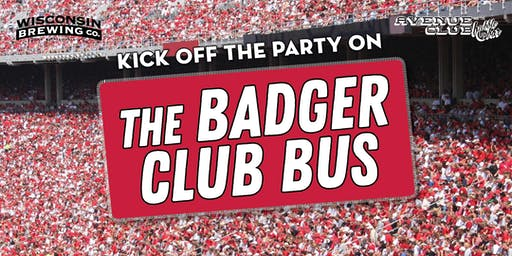 Badger Club Bus // UW v. Kent State