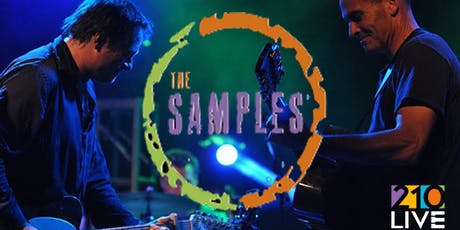 The Samples: Convention & Live Album Recording! tickets