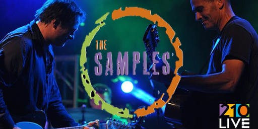 The Samples: Convention & Live Album Recording!