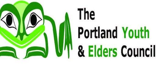 PYEC Presents: Tribal Recognition. Speakers Se-ah-dom Edmo & Robert Miller