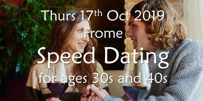 Speed Dating- Frome (Ages 30s and 40s)- BABS (Bath & Bristol Singles)